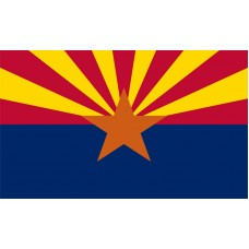 Arizona Flag Outdoor Nylon