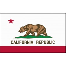 California Flag Outdoor Nylon