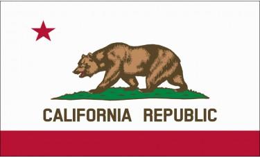 California Flag Outdoor Nylon