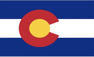Colorado Flag Outdoor Nylon