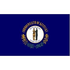 Kentucky Flag Outdoor Nylon