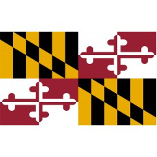 Maryland Flag Outdoor Nylon