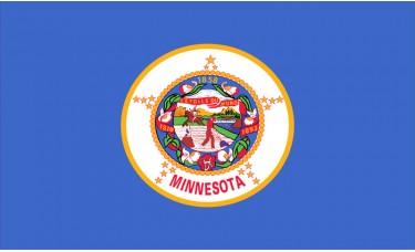 Minnesota Flag Outdoor Nylon