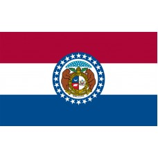 Missouri Flag Outdoor Nylon
