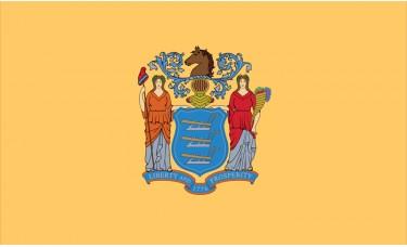 New Jersey Flag Outdoor Nylon
