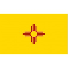 New Mexico Flag Outdoor Nylon