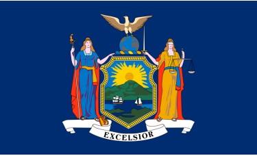New York Flag Outdoor Nylon