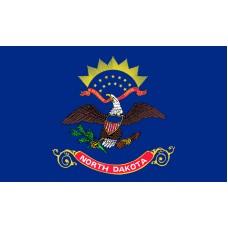North Dakota Flag Outdoor Nylon