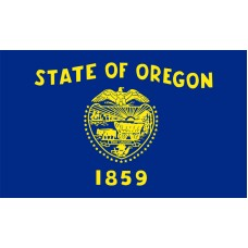 Oregon Flag Outdoor Nylon