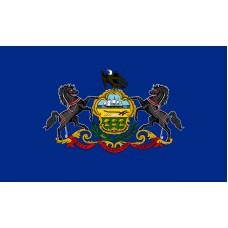 Pennsylvania Flag Outdoor Nylon