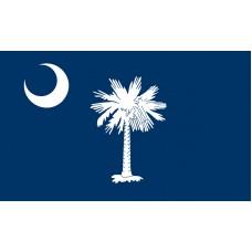 South Carolina Flag Outdoor Nylon