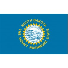 South Dakota Flag Outdoor Nylon