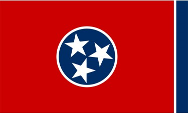 Tennessee Flag Outdoor Nylon