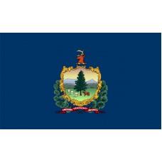 Vermont Flag Outdoor Nylon