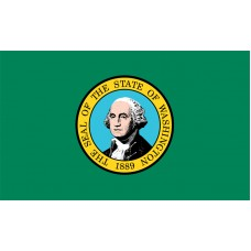 Washington Flag Outdoor Nylon