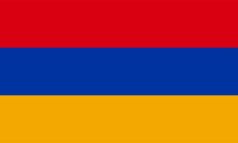 Armenia Flag Outdoor Nylon