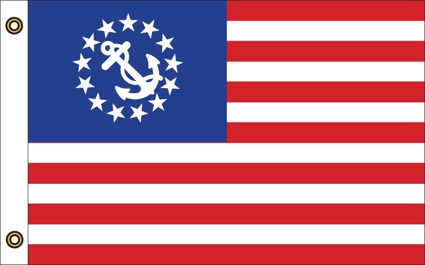 U.S Yacht Ensign Flag